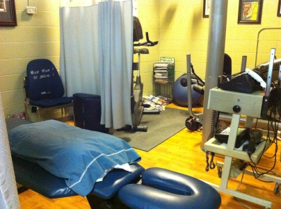 Concourse Physio in the Winnipeg Exchange District